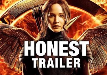 Hunger Games Mockingjay, Part 1-Honest Trailer