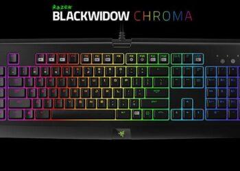 Razer Blackwidow Chroma-Header