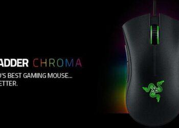 Razer DeathAdder Chroma-Header