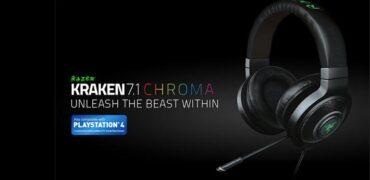 Razer Kraken 7.1 Chroma-Header