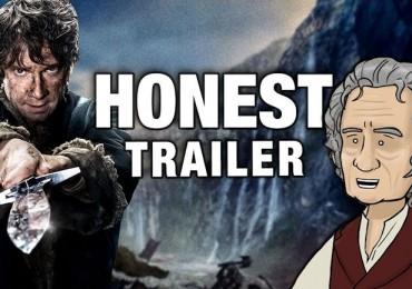 The Hobbit The Battle of the Five Armies-Honest Trailer
