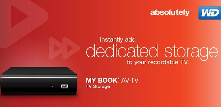 WD My Book AV-TV: Review