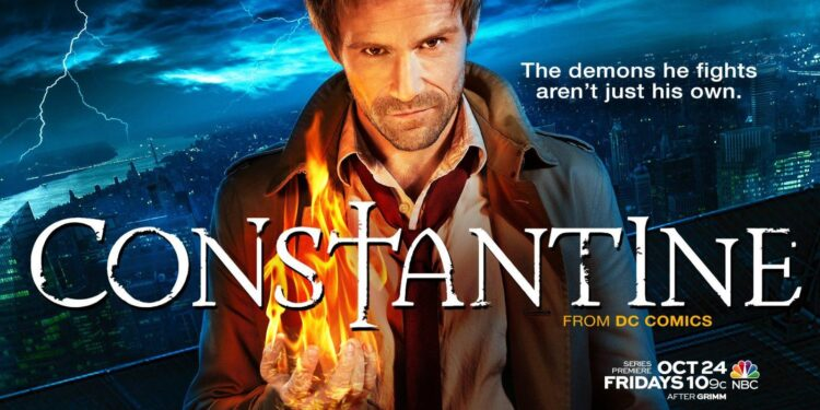 3 constantine 5 Alternate Cliffhanger Endings to Constantine TV Series