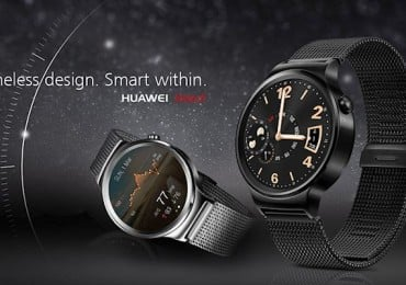 A Look at the Huawei Watch-Header