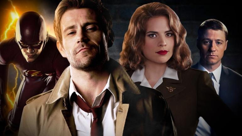 Comic Book Stories Do They Better Suit TV or Film