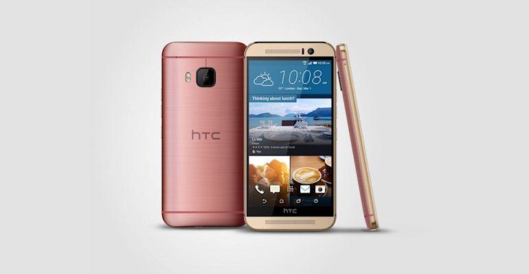 HTC One M9-01