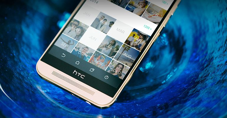 HTC One M9-03