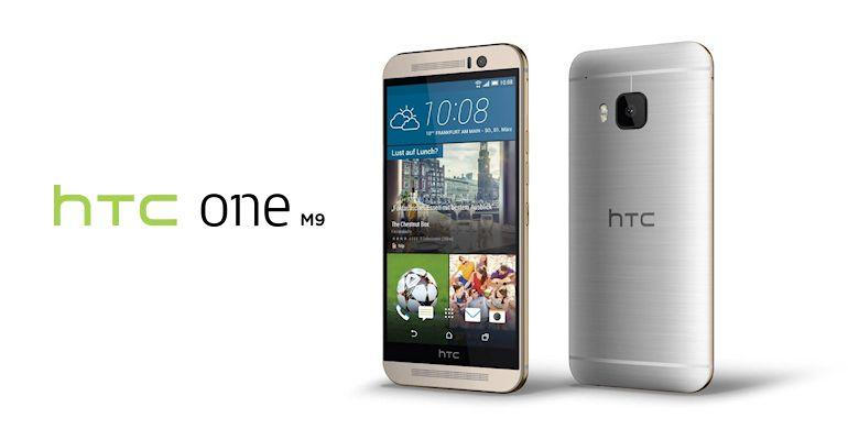 HTC One M9-Header
