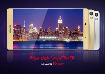 Huawei Announces P8 and P8max-Header