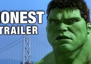 Hulk-Honest Trailer