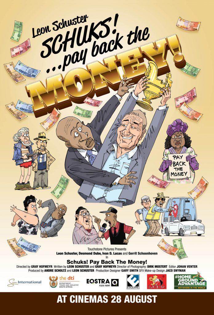 Schuks! Pay Back the Money!