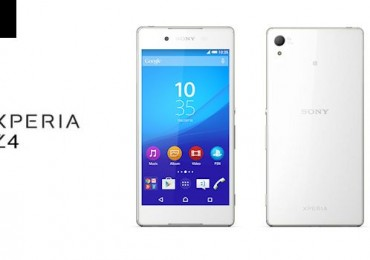Sony Officially Announces the Xperia Z4 in Japan-01