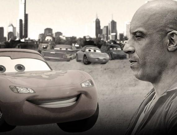 What if Pixar Made Furious 7