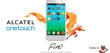 Alcatel OneTouch Fire E-Header
