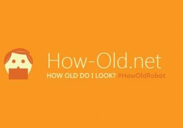 Microsoft's How-Old.net API - Header