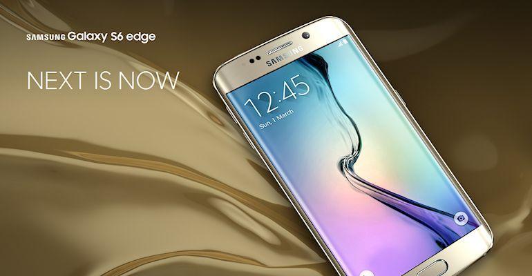 Samsung Galaxy S6 Edge-Header
