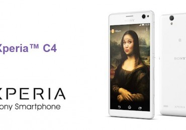 Sony Launches Xperia C4 - Header