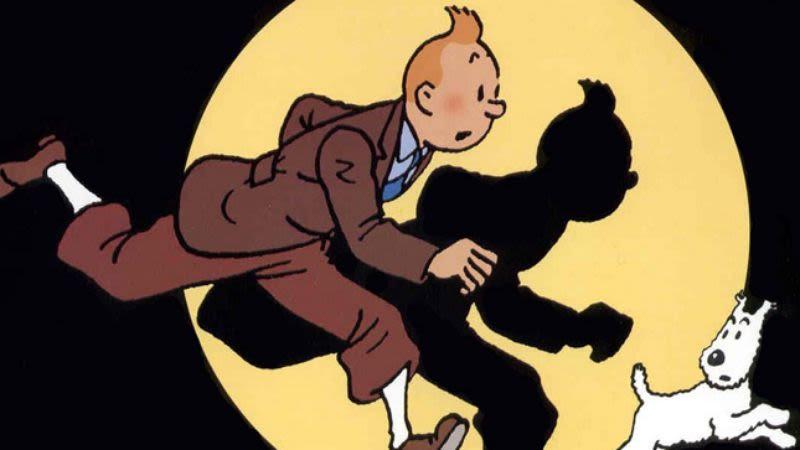 Telltale Tintin