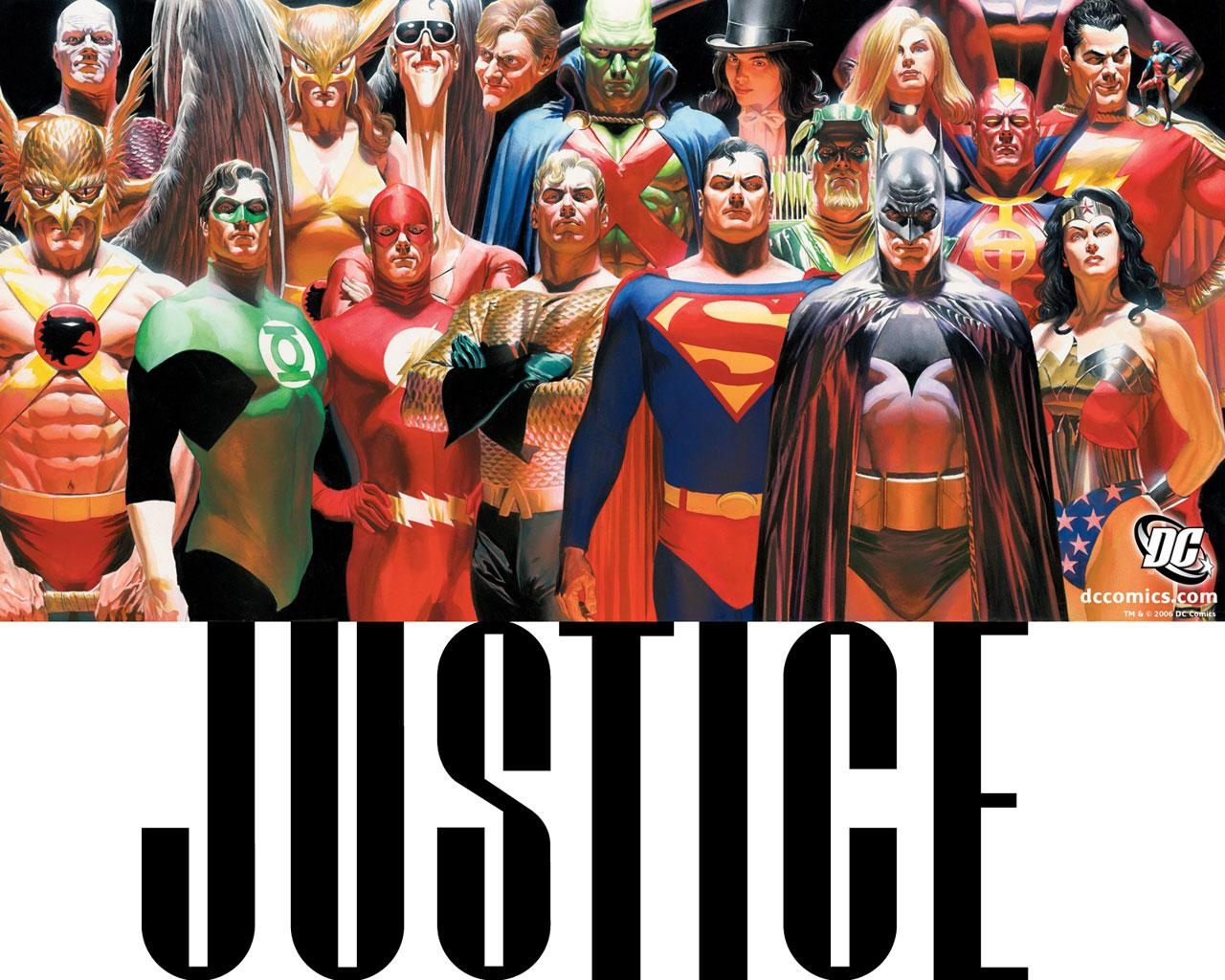 Looking Back At Alex Ross, Jim Krueger, Doug Braithwaite's 'Justice'