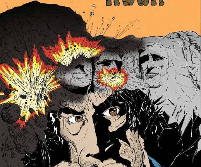 We Interview Man Vs. Rock Comic Book Creators