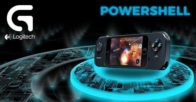 Logitech PowerShell-Header