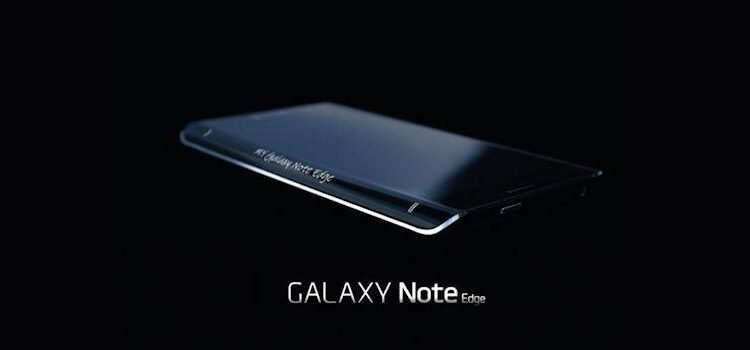 Samsung Galaxy Note Edge-Header