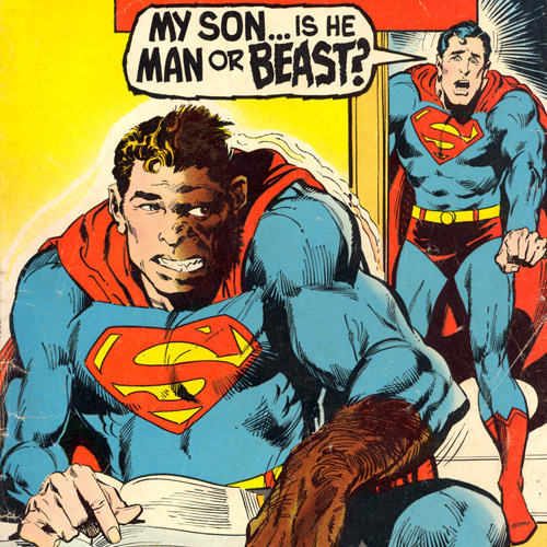 Adopted Gregor Nagy in Action Comics #400 (May 1971)