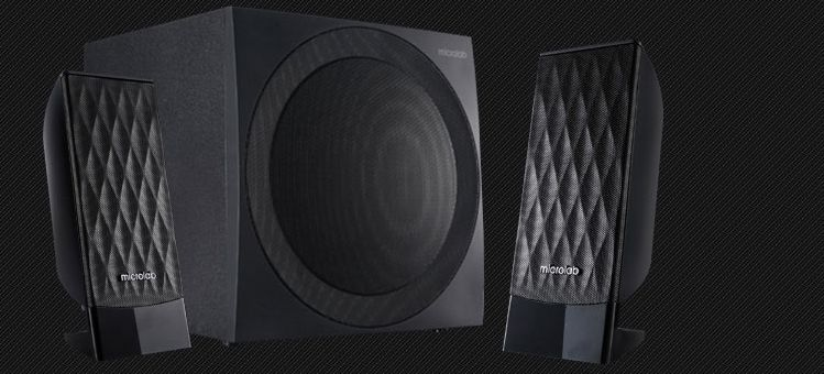 MicroLab M300BT Speakers-01
