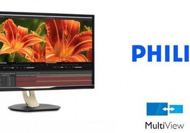 Philips Monitors Ultra HD-Header