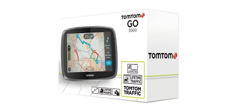 TomTom Go 5000-01