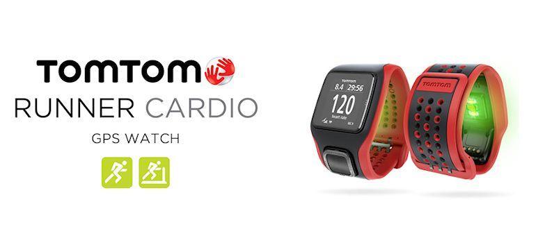 TomTom Runner Cardio-Header