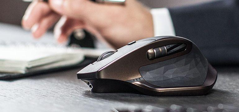 Logitech MX Master Wireless Mouse-02