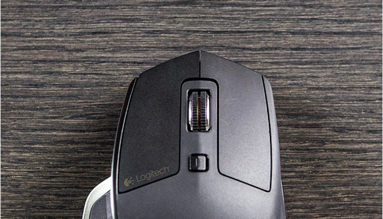 Logitech MX Master Wireless Mouse-04