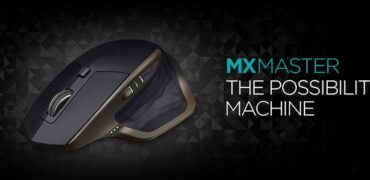 Logitech MX Master Wireless Mouse-Header