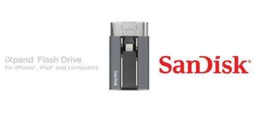 SanDisk iXpand-Header