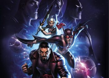 justice League gods and monsters review
