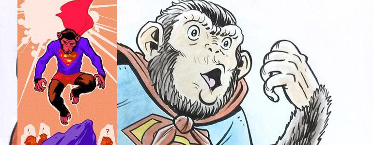 Beppo monkey