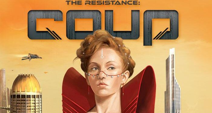 Coup Coup Card Game Review Board Games