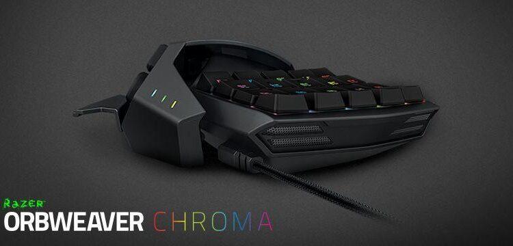 Razer Orbweaver Chroma-Header
