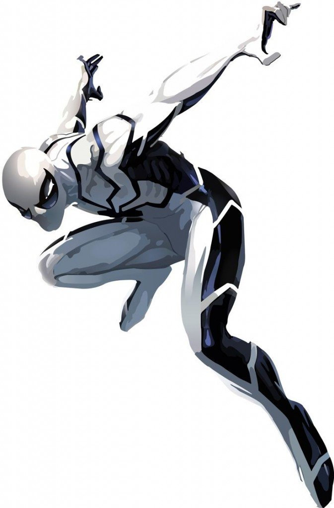 Spider-Man's Future Foundation Outfit