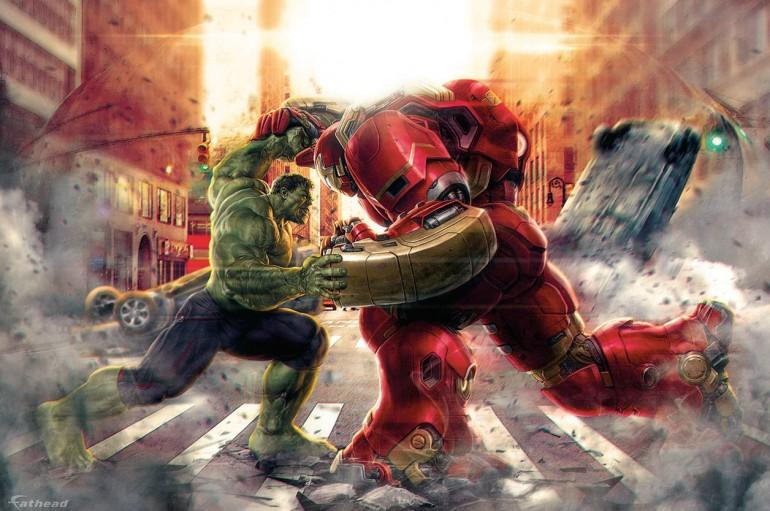 The-Avengers-2-Age-of-Ultron-Fathead-Decal-Hulk-vs-Iron-Man-Art