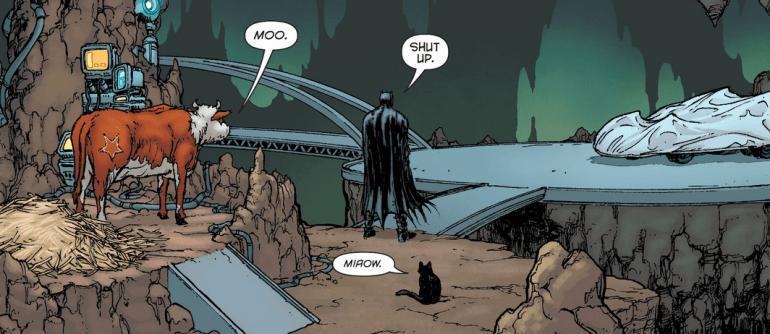batman crazy