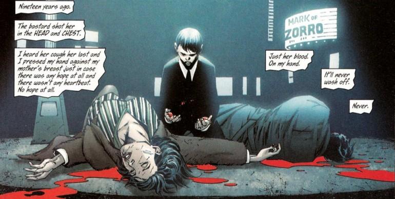 batman parents dead