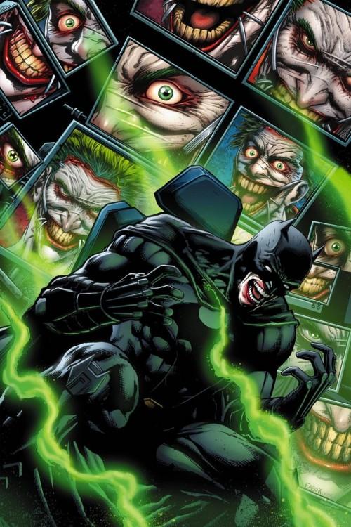 seriously Batman is crazier than the joker