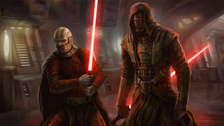 star wars most powerful sith lords star wars villains