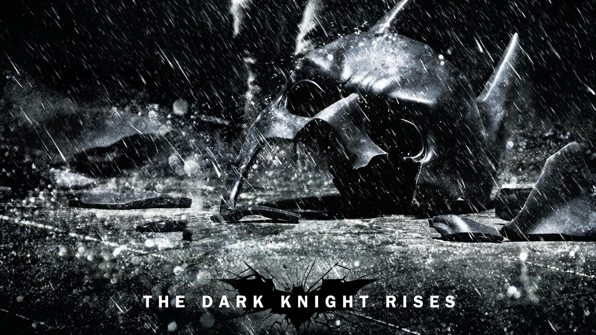 Rewriting The Dark Knight Rises