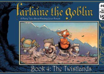 Farlaine the Goblin Volume 4