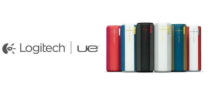 Logitech UE Speaker Launch - Header