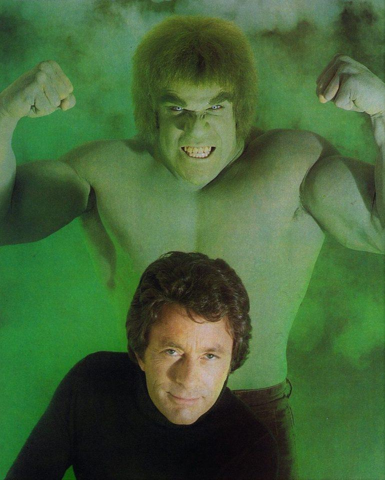 The Incredible Hulk TV Show Bixby