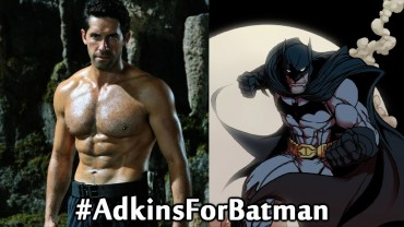 adkins for batman